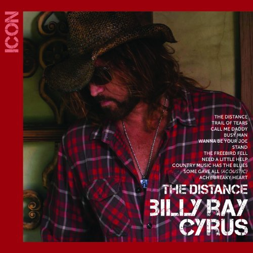 Billy Ray Cyrus Icon The Distance