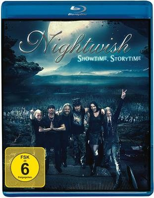 Nightwish Showtime Storytime Import Gbr