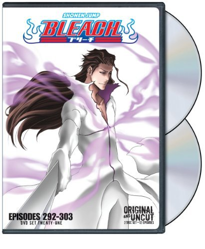 Bleach Uncut Set 21 DVD