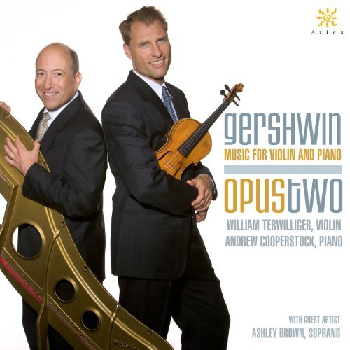 Gershwin Music For Violin & Piano