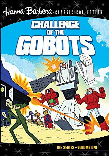 Challenge Of The Gobots The S Challenge Of The Gobots The S Made On Demand