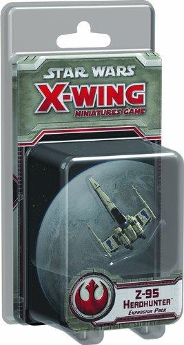 Star Wars X Wing Miniatures Game Z 95 Headhunter Expansion Pack
