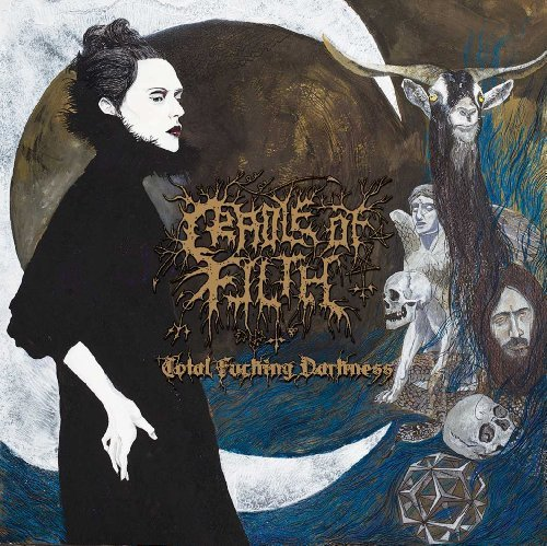 Cradle Of Filth Total Fucking Darkness Explicit Version