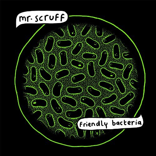 Mr. Scruff Friendly Bacteria Import Gbr