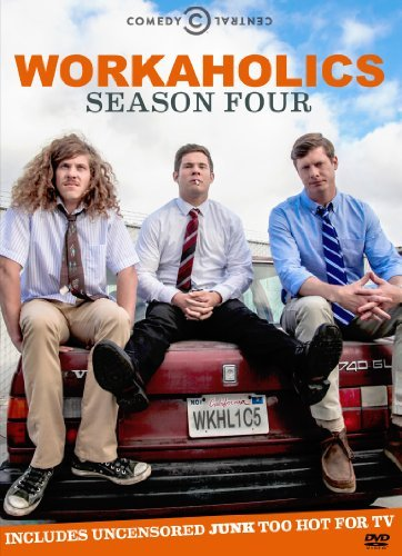 Workaholics Season Four Workaholics Season Four DVD Nr 2 DVD