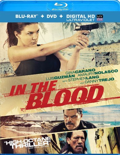 In The Blood Carano Guzman Trejo Blu Ray