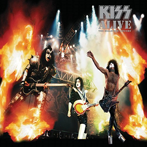 Kiss Alive The Millennium Concert