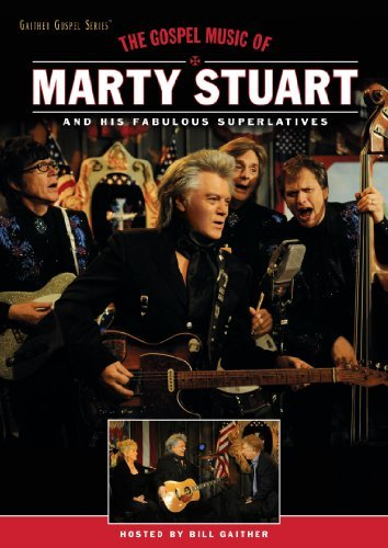 Marty & His Fabulous Su Stuart Gospel Music Of Marty Stuart