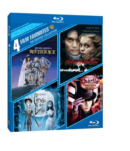 4 Film Favorites Tim Burton C 4 Film Favorites Tim Burton C