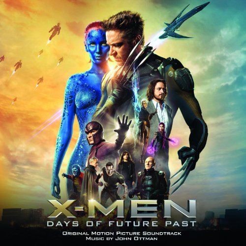 X Men Days Of Future Past Score John Ottman