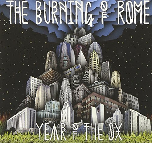 Burning Of Rome Year Of The Ox