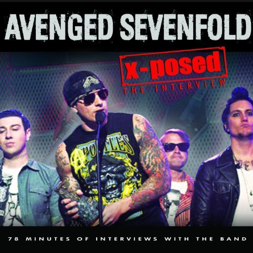 Avenged Sevenfold X Posed