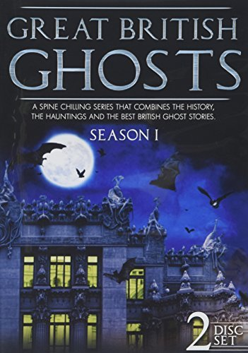 Great British Ghosts Season 1 DVD
