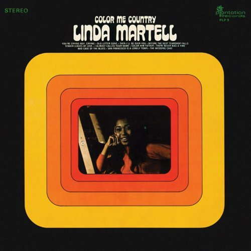 Linda Martell Color Me Country