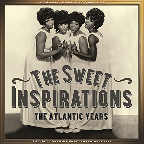 Sweet Inspirations Complete Atlantic Singles Plus