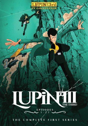 Lupin The 3rd Complete Origin Lupin The 3rd Complete Origin