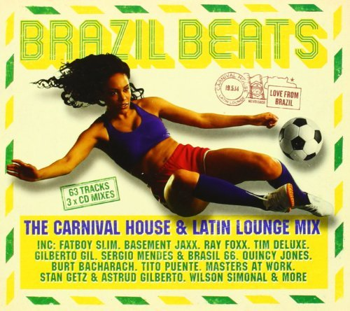 Brazil Beats Carnival House & Latin Lounge