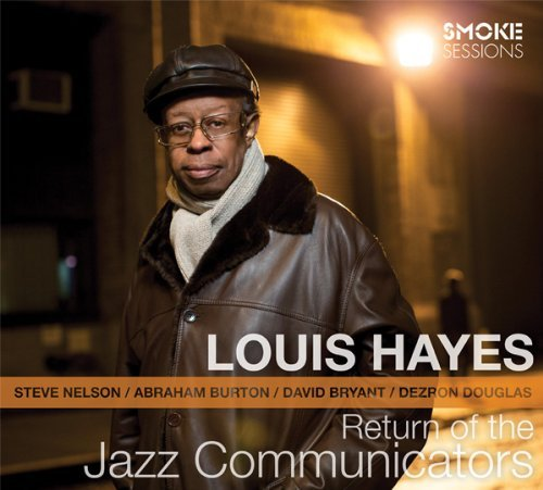 Louis Hayes Return Of The Jazz Communicato Digipak