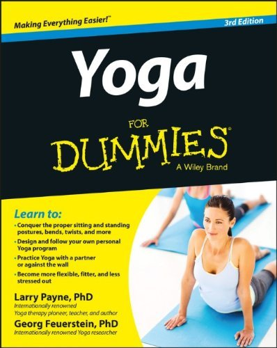 Larry Payne Yoga For Dummies 0003 Edition;