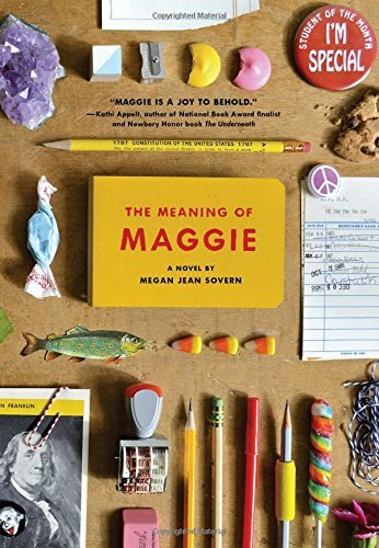 Megan Jean Sovern The Meaning Of Maggie