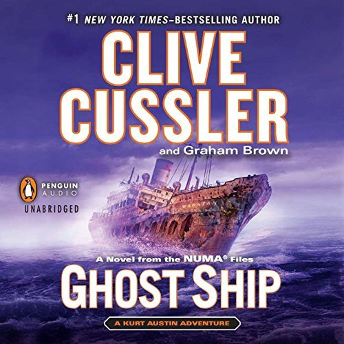 Clive Cussler Ghost Ship