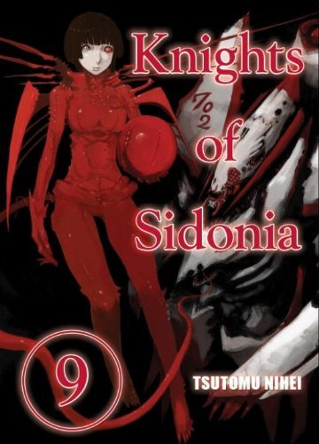 Tsutomu Nihei Knights Of Sidonia Volume 9