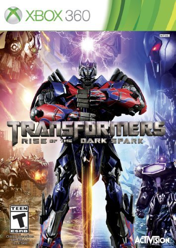Xbox 360 Transformers Rise Of The Dark Spark