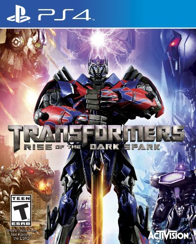 Ps4 Transformers Rise Of The Dark Spark