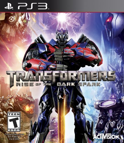 Ps3 Transformers Rise Of The Dark Spark