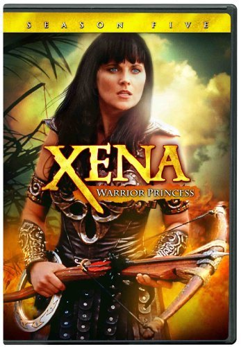 Xena Warrior Princess Season 5 DVD