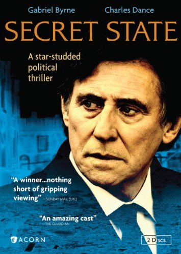 Secret State Byrne Sives DVD Nr
