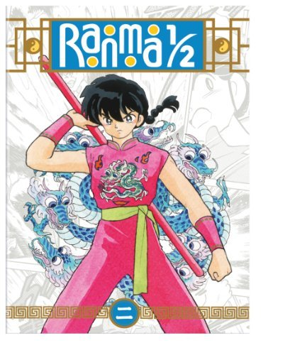 Ranma 1 2 Set 2 DVD Nr