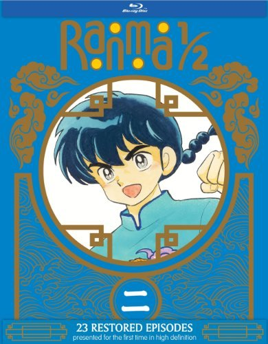 Ranma 1 2 Set 2 Blu Ray Nr