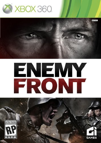 Xbox 360 Enemy Front