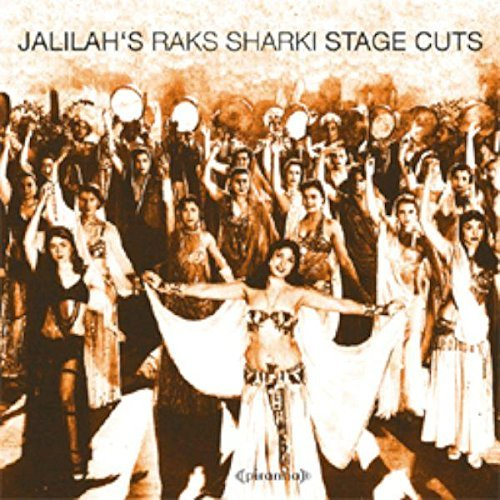 Jalilah Raks Sharki Stage Cuts