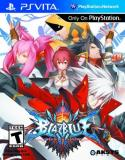 Playstation Vita Blazblue Chrono Phantasma