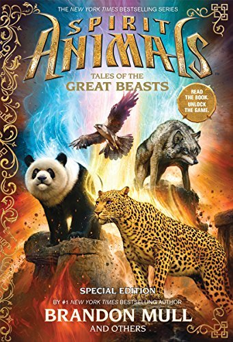 Brandon Mull Spirit Animals Tales Of The Great Beasts Special Edition