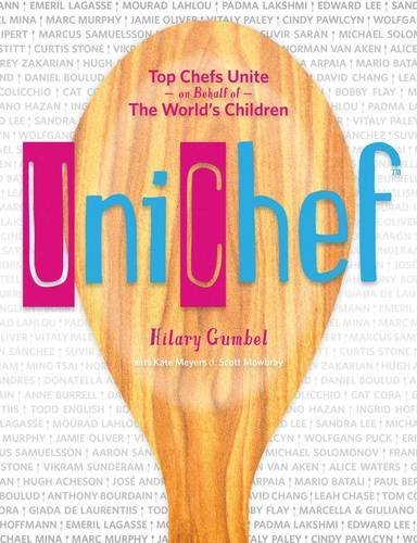 Danny Kaye Unichef Top Chefs Unite In Support Of The World's Childre