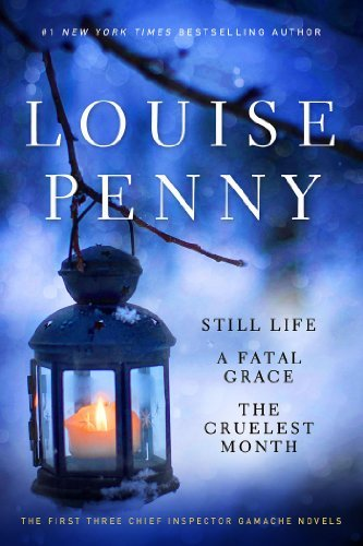 Louise Penny Louise Penny Set The First Three Chief Inspector Gamache Novels