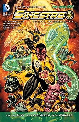 Cullen Bunn Sinestro Volume 1 The Demon Within