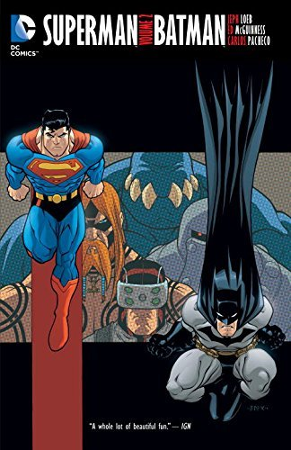 Jeph Loeb Superman Batman Vol. 2