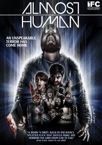 Almost Human Almost Human DVD Ur