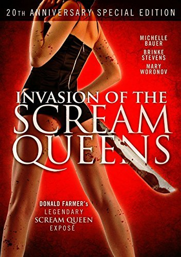 Invasion Of The Scream Queens Invasion Of The Scream Queens DVD