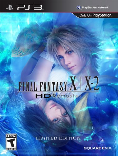 Ps3 Final Fantasy X X 2 Hd Remaster Special Edition Limited Edition