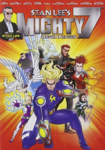 Stan Lee's Mighty 7 Beginning Stan Lee's Mighty 7 Beginning DVD Nr