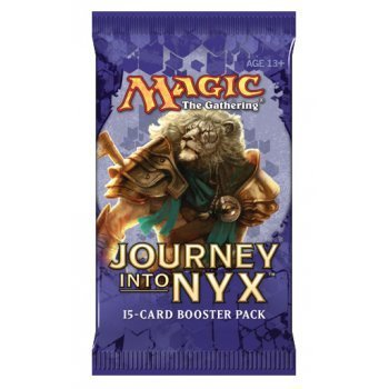 Magic The Gathering Cards Journey Into Nyx Booster Pack