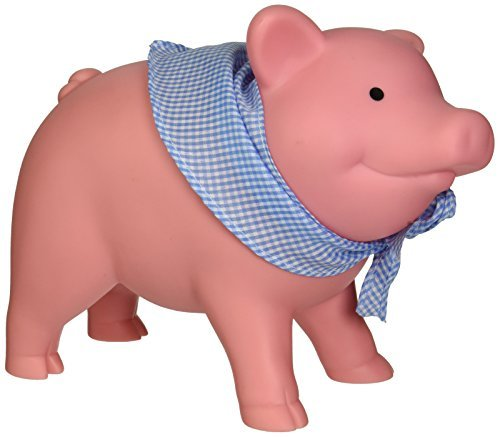 Toy Rubber Piggy Bank