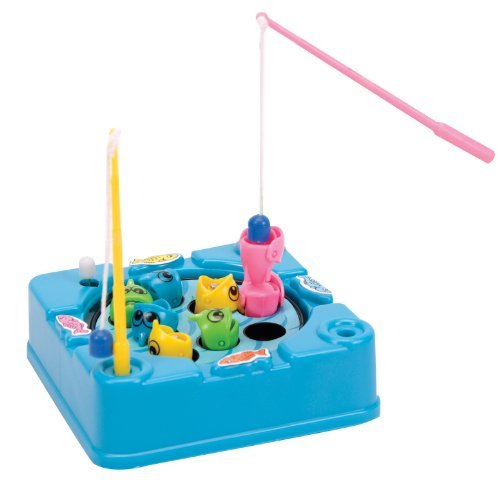Toy Gone Fishing Game Wind Up
