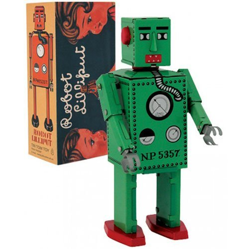 Schylling Robot Lilliput Small