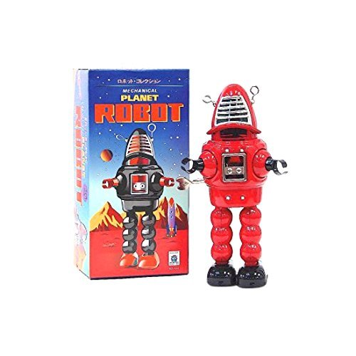 Toy Planet Robot